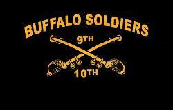 Ninth Cavalry Buffalo Soldiers